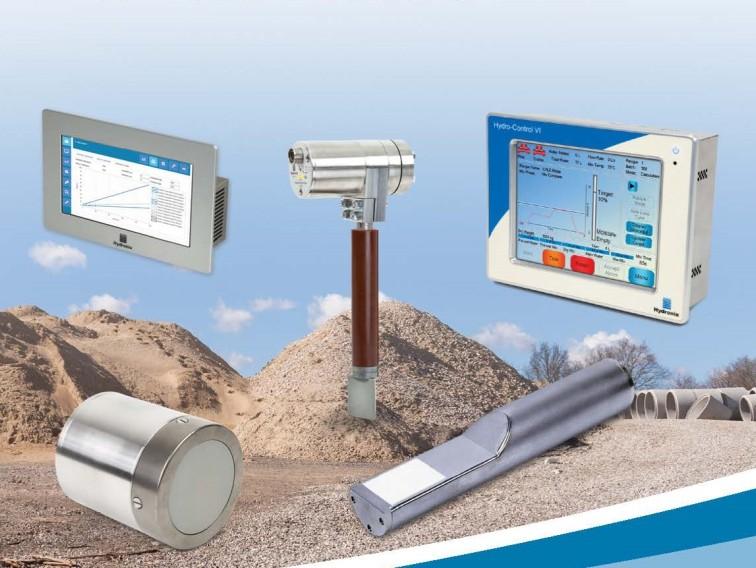Sistema de medición de humedad Hydronix (UK)
