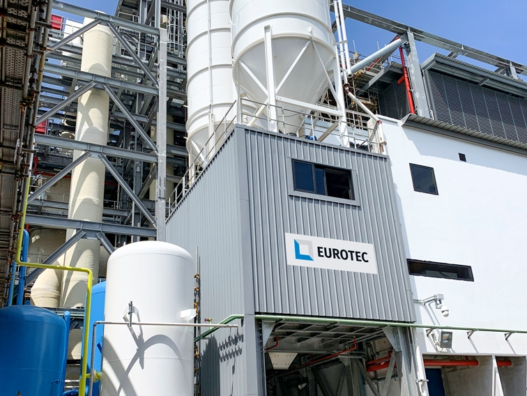 Sistemas de procesamiento de residuos