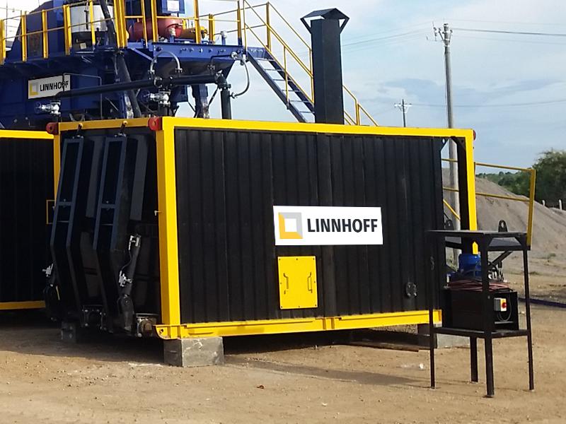 Lintec & Linnhoff – Asphalt & Concrete Plants