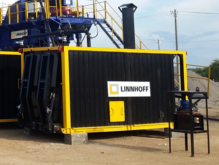 Bitumen Decanting System