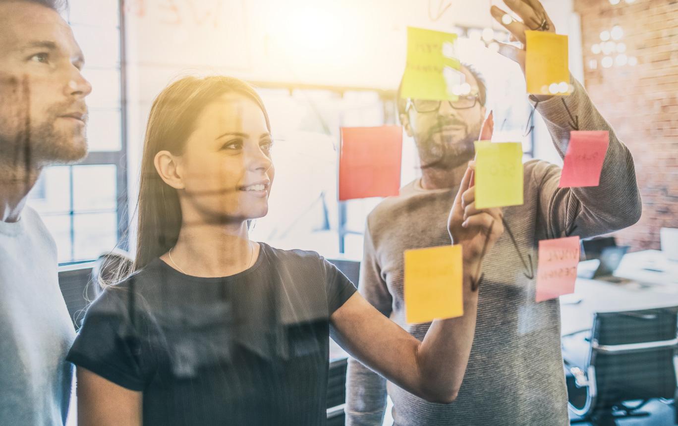 Internal Corporate Values - Intuitive Designer