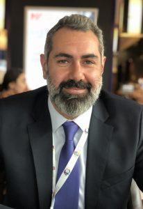 Tony Nabil Chakra - Area Sales Manager