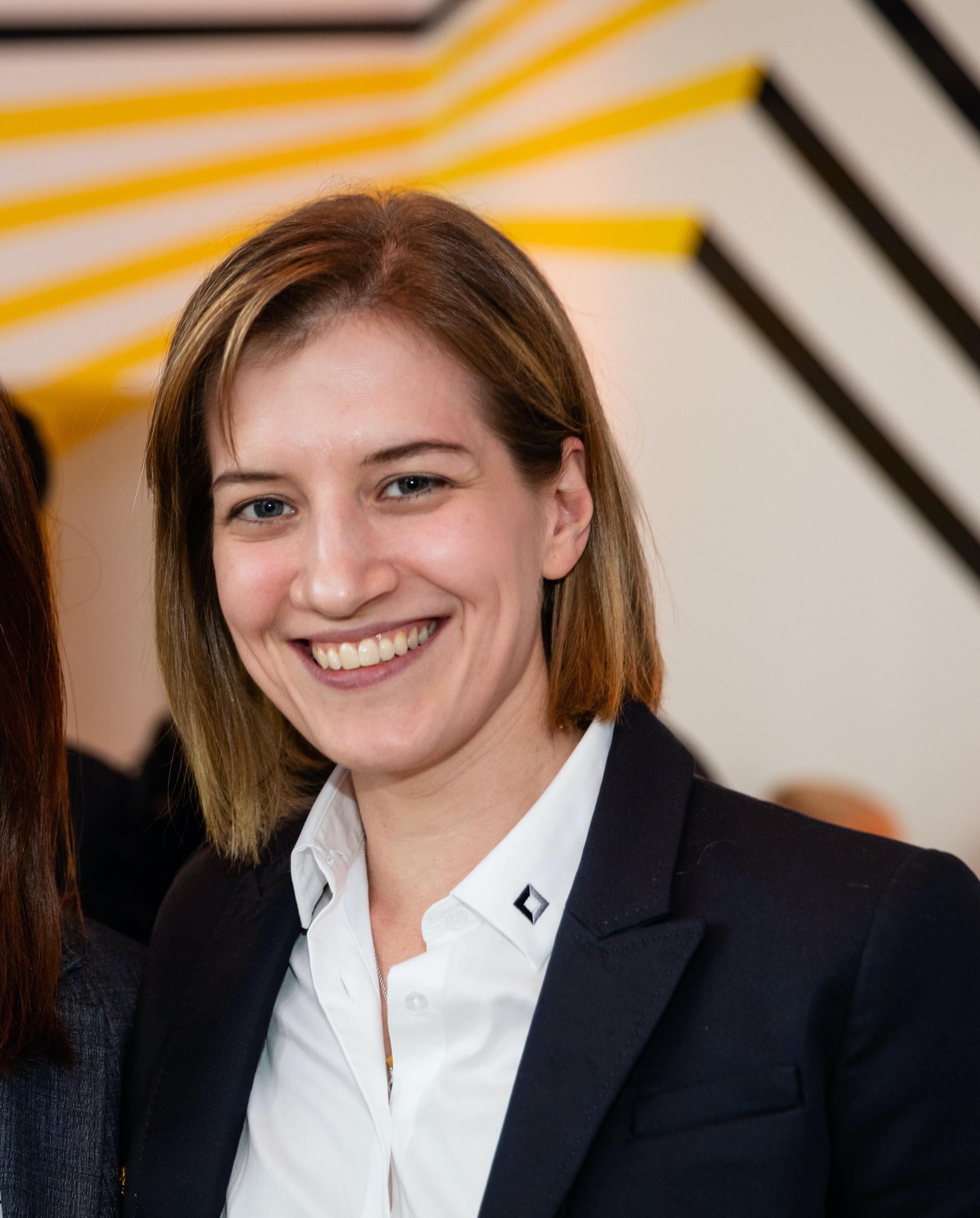 Irina Bytchkova - Business Development Manager