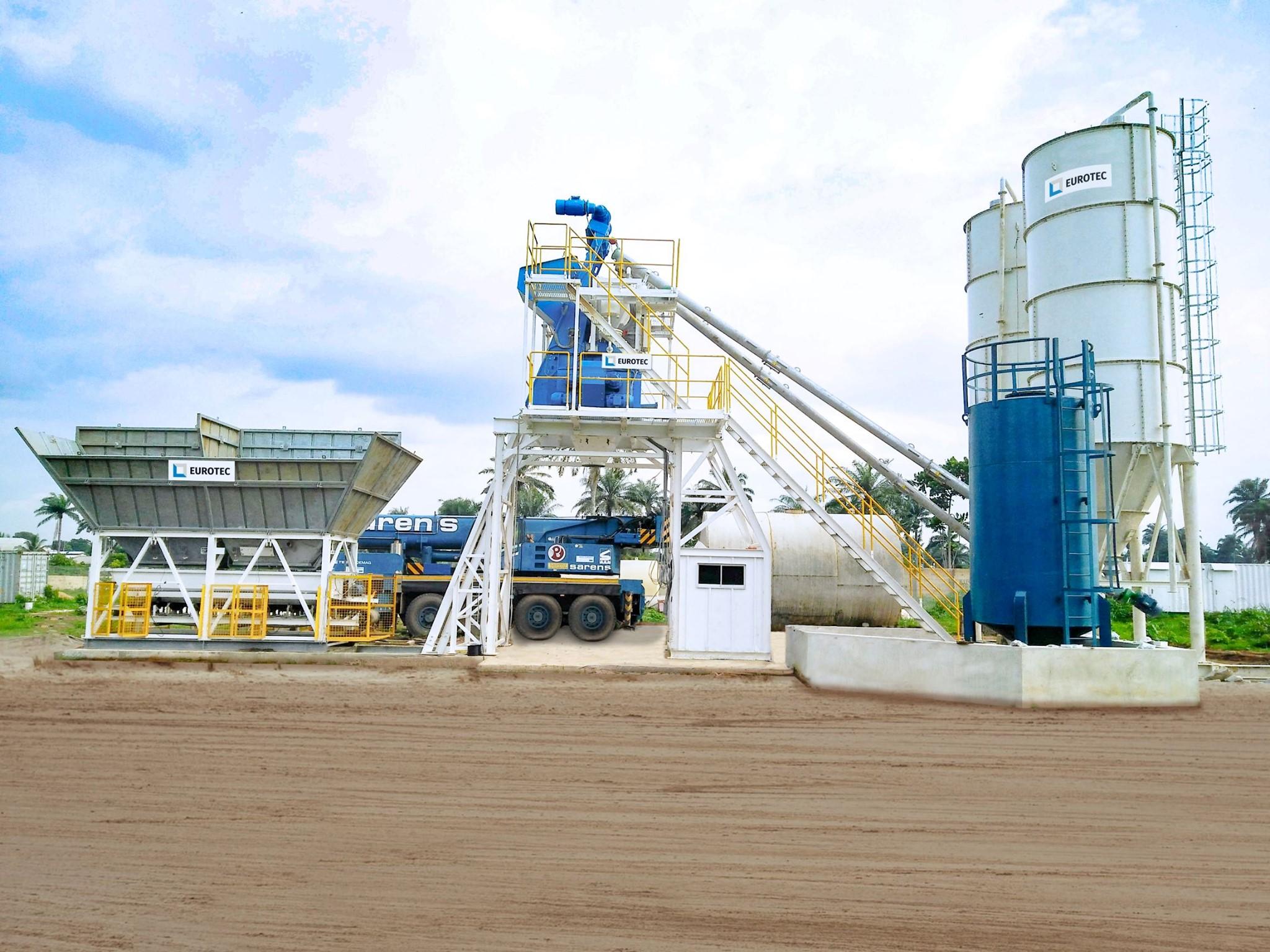 Eurotec Smart45 Plant in Nigeria