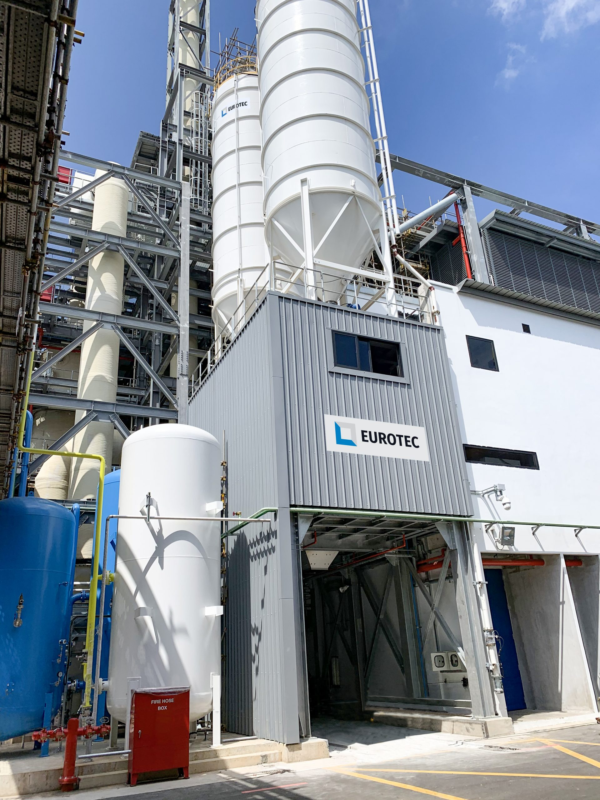 Hazardous Waste Treatment Stabilisation Plant Project