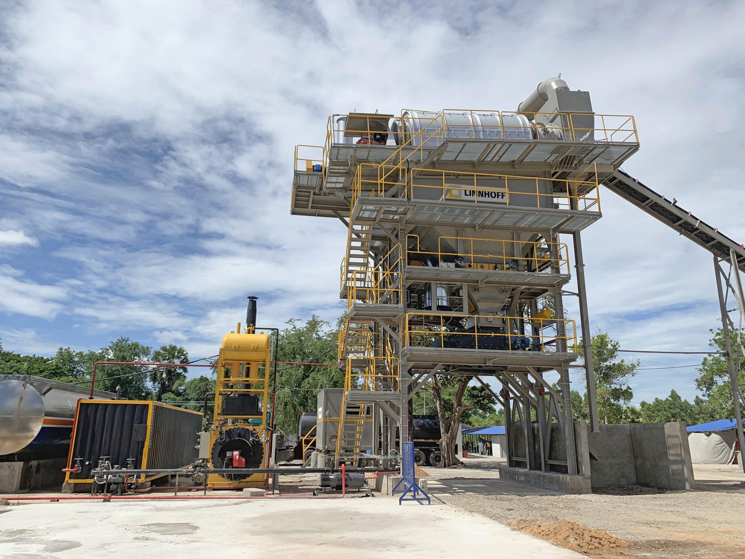 Rehabilitation of National Road 5 (NR5) in Cambodia