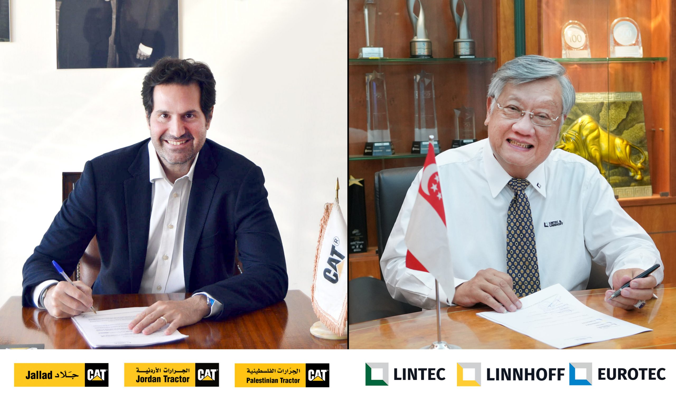 Lintec & Linnhoff continues Middle East expansion with new distributor Jallad Group
